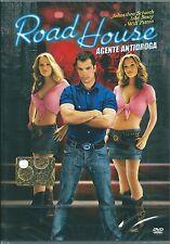 ROAD HOUSE - AGENTE ANTIDROGA - DVD (NUOVO SIGILLATO)