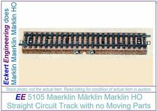 EE 5105 GD Maerklin Märklin Marklin HO Straight Circuit M Track no Moving Parts