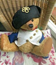 More details for collectors new teddy bear robin rive napoleon 6 of 200