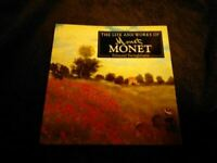Very Good, The Life and Times of Monet, Swinglehurst, Edmund, Paperback