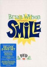 BRIAN WILSON Presents Smile LIVE RARE OOP DELUXE 2 DVD BOX SET 5.1 Surround
