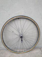 "ruota  anteriore front  wheel  road vintage bike  galli Paris roubaix  28"""