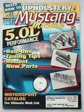 MUSTANG MONTHLY 1992 JUNE - NEW STEEDA, NEW BOSS