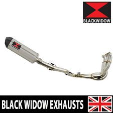 GSX-R GSXR 1000 K9 LO L1 09 10 11 De Cat Exhaust+Stainless/Carbon Silencer 300ST