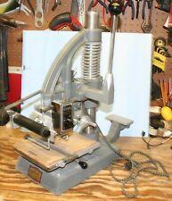 GOLDSMITH Hot Foil Stamping Machine