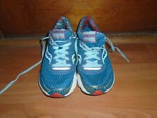 Saucony Shadow Genesis Running Shoes, Women's US Size 9, UK 7 EUR 40.5 Blue
