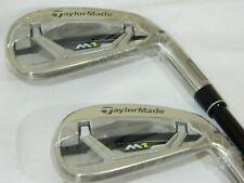 New Taylormade M1 Iron set 6-PW Irons - Kuro Kage Graphite Regular flex  M-1