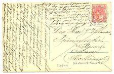 NEDERLAND SMN 1910-12-11  FOTO  AK= SHIP-S.S. KONING WILLEM I=  F/VF