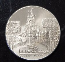 Euro Disney Grand Opening Commemorative Coin Cast Limited Edition Disney Paris