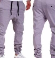 Chino Comfy Jogger Gray (28 to 34) #crzycod