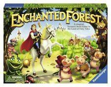 Vintage Enchanted Forest Board Game 1994 Ravensburger 100 Complete