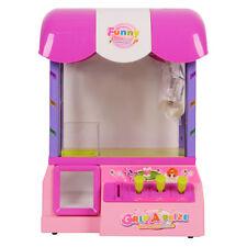 Electronic Candy Grabber Machine Prize Kids Crane Arcade Game w/ light & Music