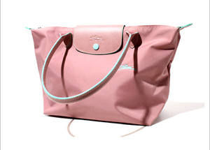 NEW Longchamp Le Pliage  tote bag Large Pink