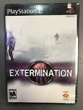 Extermination (Sony, 2001) Playstation 2 PS2 Factory Sealed NEW