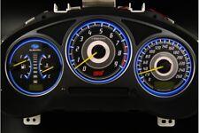 Subaru Impreza 2000-2007 design 1 glow gauges dials plasma dials kit tacho glow
