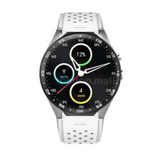 Bluetooth kingwear Kw88 Android 5.1 3G WCDMA Smart watch 1.39'' nano SIM X4U6