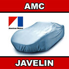 Fits. [AMC JAVELIN] 1968 1969 1970 1971 1972 1973 1974 CAR COVER ☑� ✔CUSTOM✔FIT  for sale