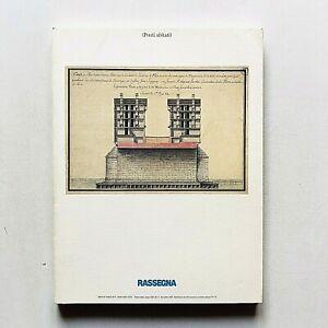 Rassegna n. 48 1991 Ponti abitati Rivista Architettura Parigi Firenze Progetti