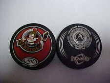 AHL Binghamton Senators InGlasco Collectors Souvenir Hockey Puck