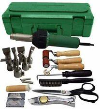 1600W Professional PVC Roofing Welding Tools Heat Gun Kit Plastic Welder Welding