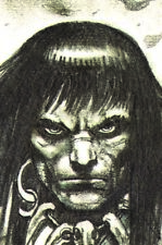 SIMON BISLEY 2018 Sketchbook  Conan 100 Variant cover EXTREMELY RARE