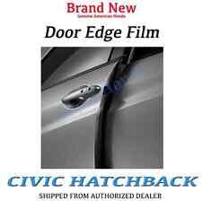 Genuine OEM Honda Civic Hatchback Clear Door Edge Film 2017-2018  5dr Hatch Back
