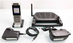 MITEL 5610 IP DECT HANDSET Phone & IP DECT STAND Gateway