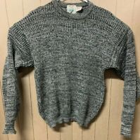 Vintage 80s Wrangler Crewneck Sweater; Mens Large; Cable Knit; 100% Acrylic