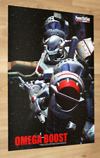 1999 Omega Boost/Legacy of Kain Soul ECLAIREUR Poster 56x40cm Playstation 1 PS1