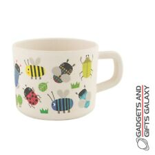 Busy Bugs Kid's Mug Childs Tableware Gift Novelty Stocking Filler Cup