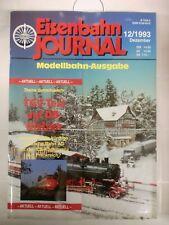 RIVISTA EISENBAHN JOURNAL 12/1993 - HO FS