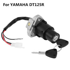 Motorcycle Ignition Key Switch W/ Unlocked Key Fit For YAMAHA DT125R DT 125R