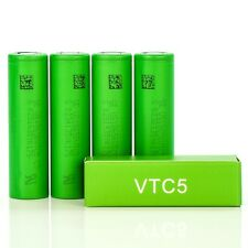 4x SONY VTC5 2600mAh 30A 3.7V 18650 Batteries | Authentic Rechargeable Battery