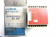 NEW OMRON G9S-301DC24 SAFETY RELAY G9S301DC24