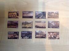 Tristan Da Cunha Stamps Definitives Complete Set SG461-472 Unmounted Mint