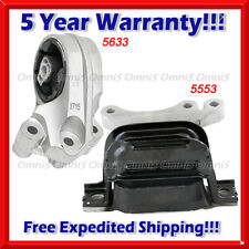 M336 Fits 2012 Chevrolet Captiva Sport 3.0L AUTO, Front Motor & Rear Trans Mount