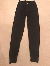Black Child's Thermal Pants Ski/Snowboard 146-152cm