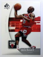 2005-06 Upper Deck SP Authentic MICHAEL JORDAN #12, Chicago Bulls, HOF!