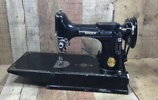 Antique 'The Singer Manufacturing Company' Featherweight Machine