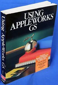 Apple IIgs Using AppleWorks GS Book