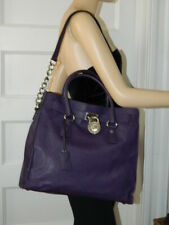 MICHAEL KORS HAMILTON LARGE SAFFIANO LEATHER TOTE