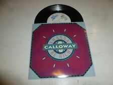 "CALLOWAY - I wanna be rich - 1990 UK 2-track 7"" Vinyl Single"