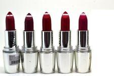 Saffron London Plateau a finition mate Lot de 5 rouges à lèvres ROUGE MAQUILLAGE