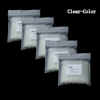1014 PCs Dental Orthodontic Ortho Ligature Ties ( Clear-color)1 Pack TOP