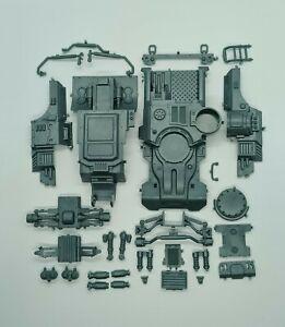 Warhammer 40k Genestealer Cult Achilles Ridgerunner Hull Chassis