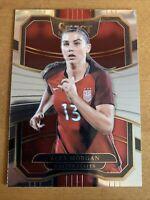 2017-18 Panini Select #13 Alex Morgan Womens Soccer Card