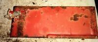 Farmall 706 tractor side seat bracket part 806 IHC part seat part ih