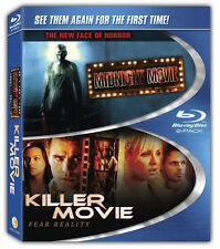 Midnight Movie / Killer Movie (Blu-ray 2 disc)  NEW