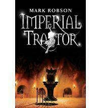 Imperial Traitor by Mark Robson (Paperback)