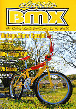 Classic BMX Magazine No3 Old School Hutch Mongoose Skyway Redline Haro GT JMC SE